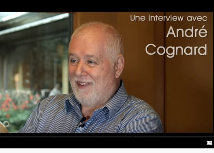 Interview de Cognard Hanshi